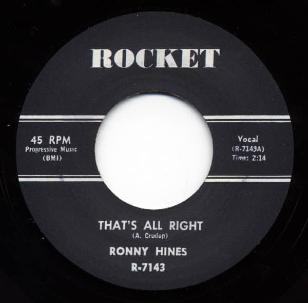 That's All Right - I've Got A Woman (7inch, 45rpm)