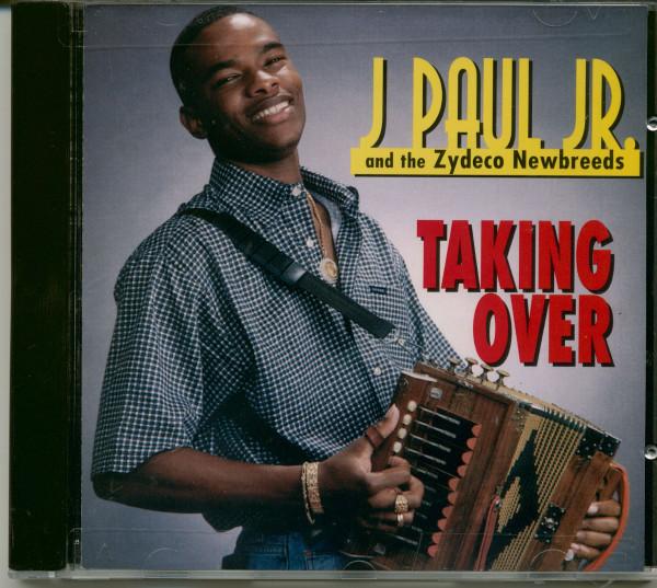 Taking Over (CD)