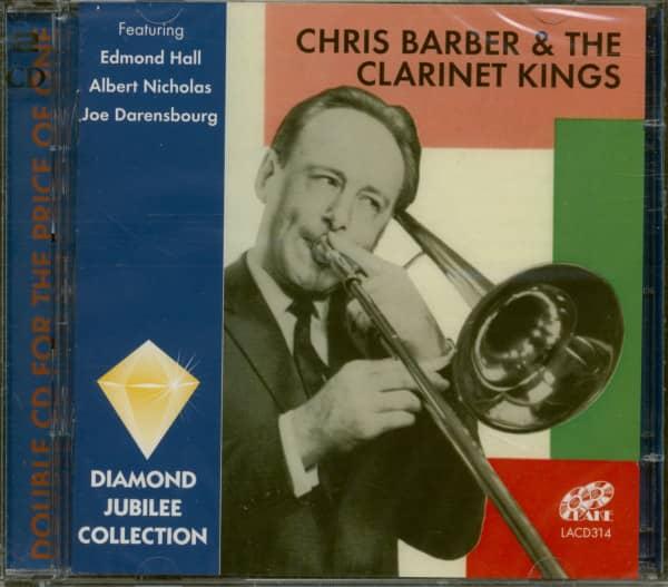 Chris Barber & The Clarinet Kings (2-CD)