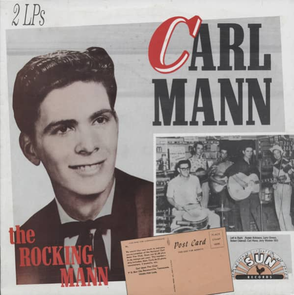The Rocking Man (2-LP)