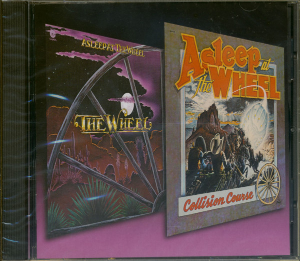 Collision Course - The Wheel (CD)