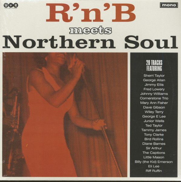 R&B Meets Northern Soul, Vol.2 (LP)