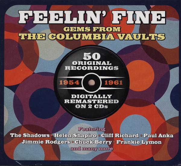 Feelin' Fine: Gems From The Columbia Vaults (2-CD)
