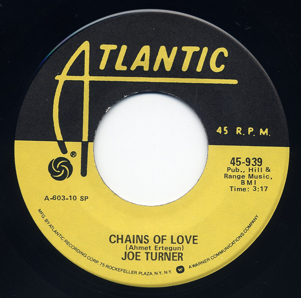 Chains Of Love - After My Laughter... 7inch, 45rpm