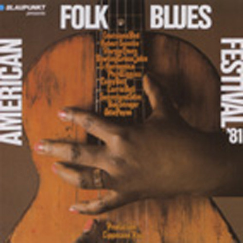 '81 Folk Blues Festival