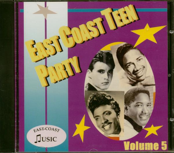 East Coast Teen Party Vol. 5 (CD)