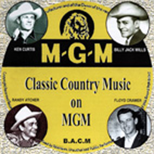 Country Music On MGM 1951-57