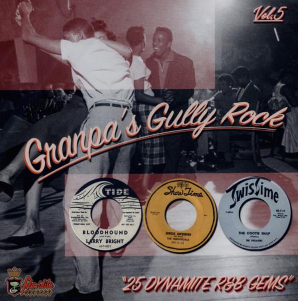 Grandpa's Gully Rock, Vol. 5