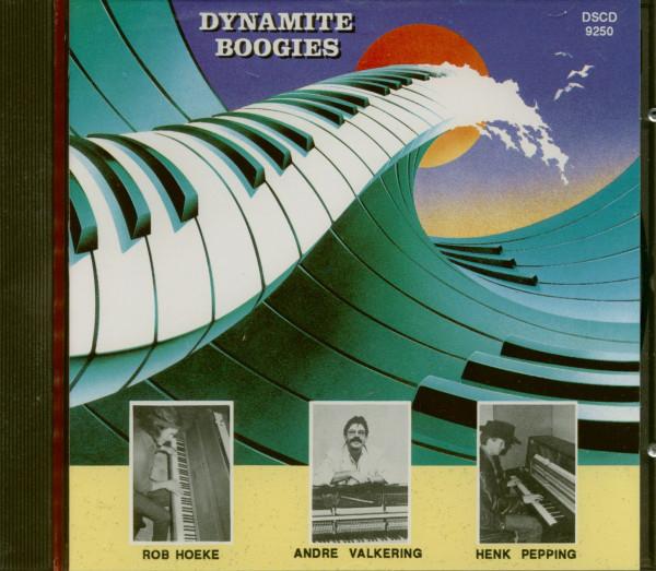 Dynamite Boogies (CD)