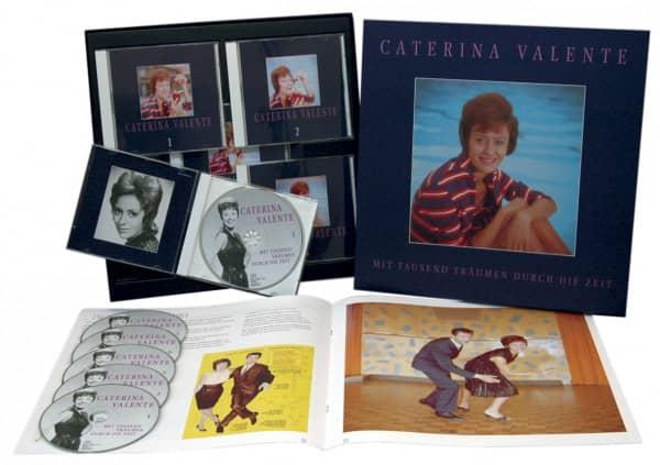 Mit 1000 Träumen durch die Zeit (6-CD)