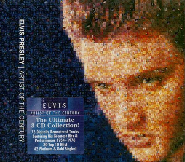Artist Of The Century (3-CD)