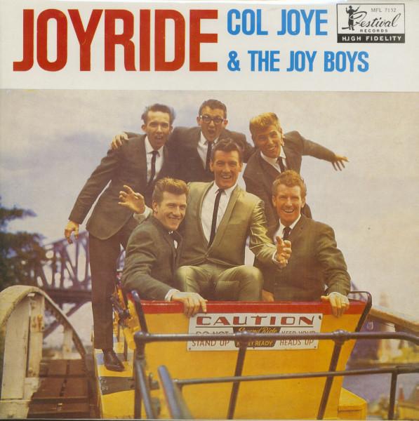 Joyride - Let's Rock With Col Joye (LP)