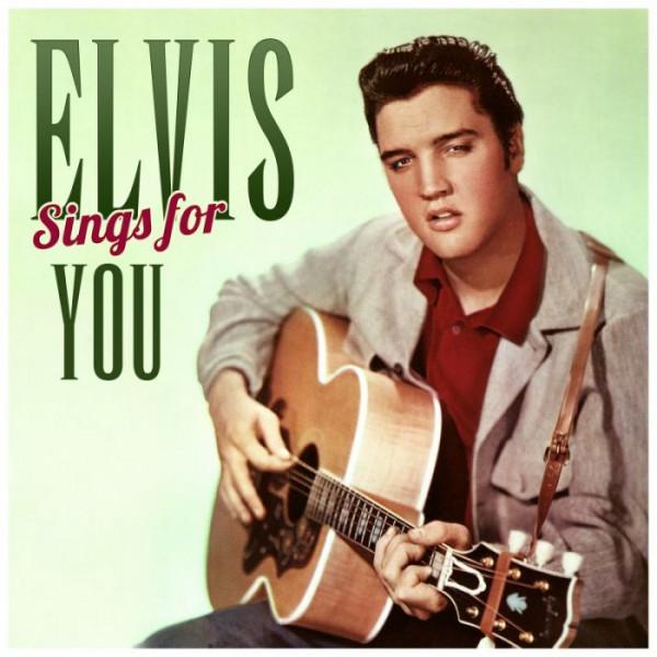 Elvis Presley Lp Elvis Sings For You Lp Amp Cd Ltd