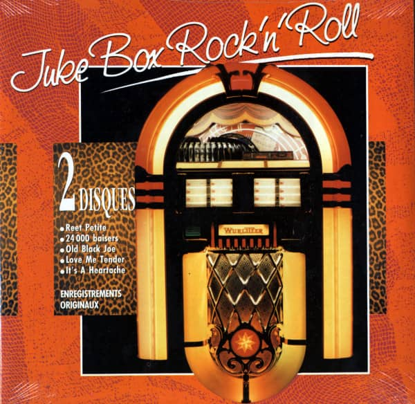 Juke Box Rock'n'Roll (2-LP)