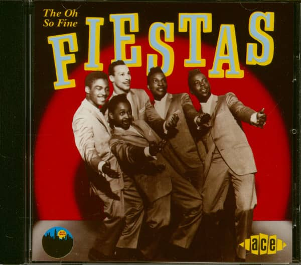 The Oh So Fine Fiestas (CD)