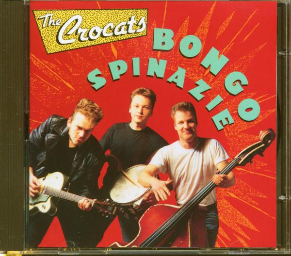 Bongo Spinazie (CD)