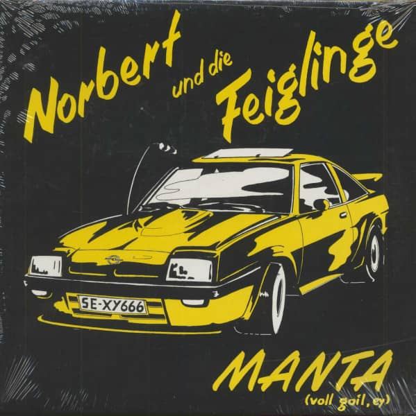 Manta (voll goil, ey) (LP, Maxi)
