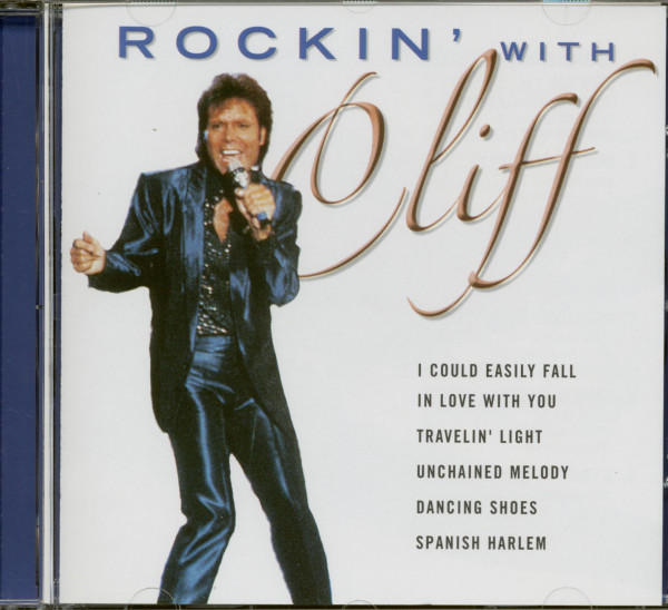 Rockin' With Cliff (CD)