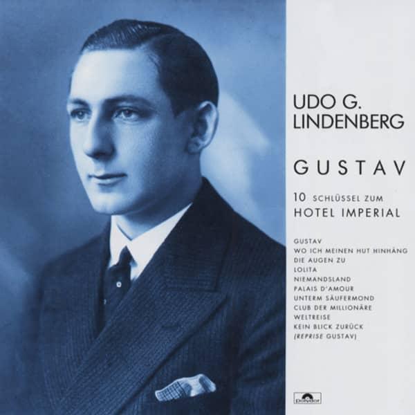 Gustav - 10 Schlüssel zum Hotel Imperial