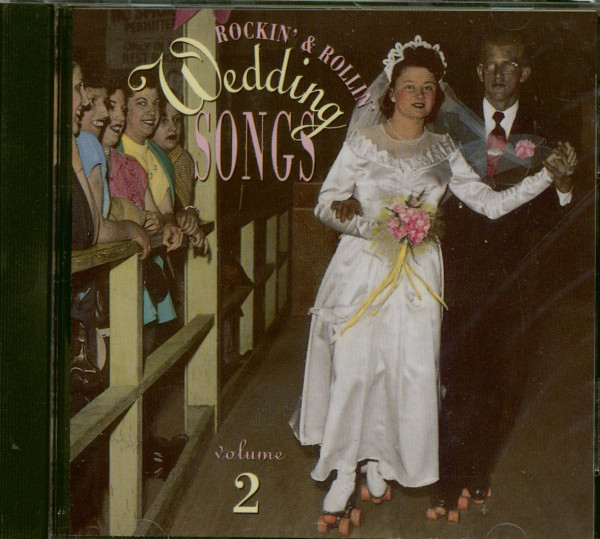 Rockin' & Rollin' Wedding Songs Vol.2 (CD)