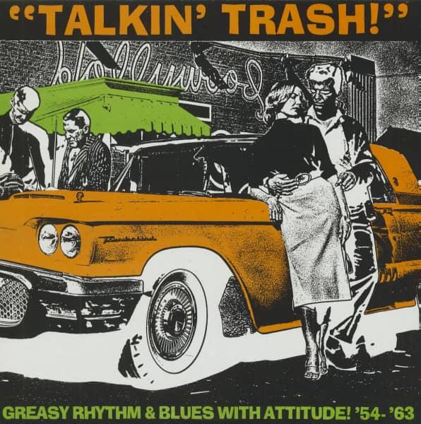Talkin' Trash (Vinyl)