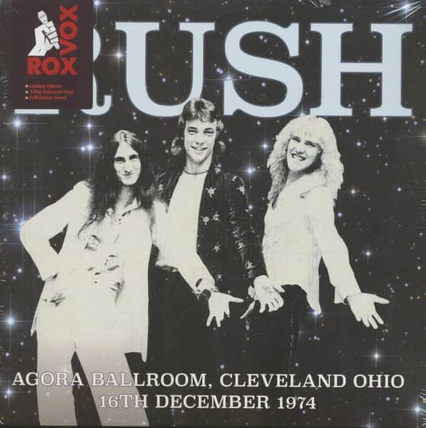 Agora Ballroom, Cleveland, OH, 1974 (LP, 180g Vinyl)