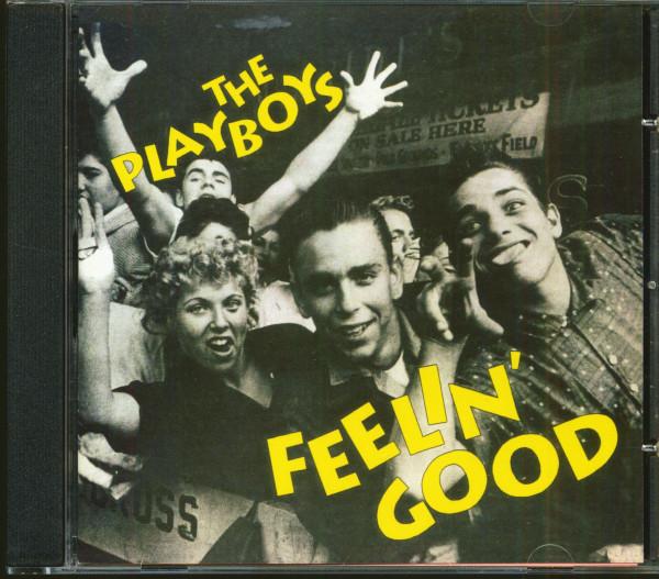 Feelin' Good (CD)