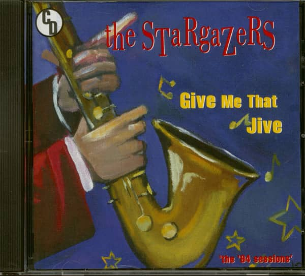 Give Me That Jive - The '94 Sessions (CD)