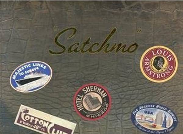 Satchmo 10-CD - Book (Koffer - Suitcase) Limited