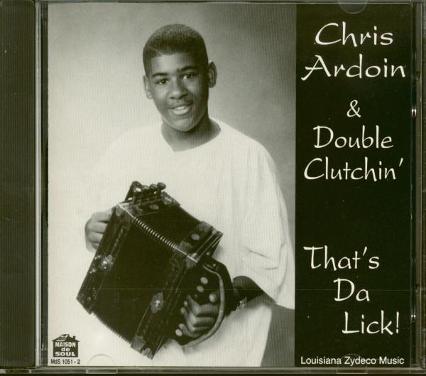 That's Da Lick (CD)