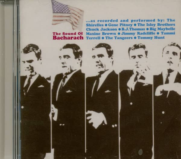 The Sound Of Bacharach (CD)