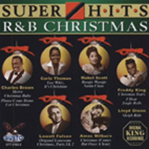 R&B Christmas - Super Hits (King Records)