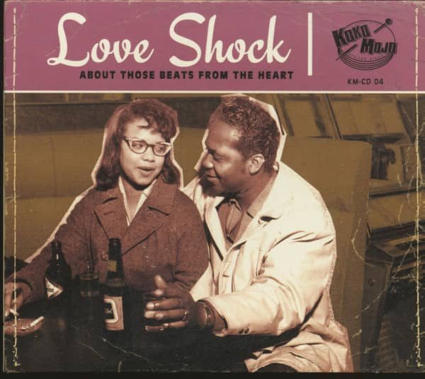 Love Shock (CD)