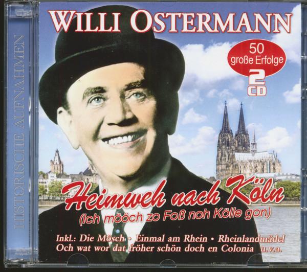 Heimweh nach Köln - 50 große Erfolge (2-CD)