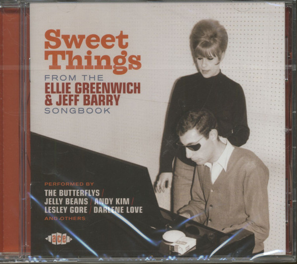 Sweet Things - From the Ellie Greenwich And Jeff Barry Songbook