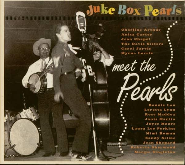 Meet The Pearls - Juke Box Pearls (CD)