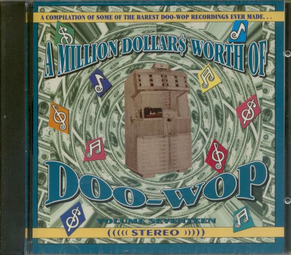 A Million Dollars Worth Of Doo-Wop Vol.17 (CD)