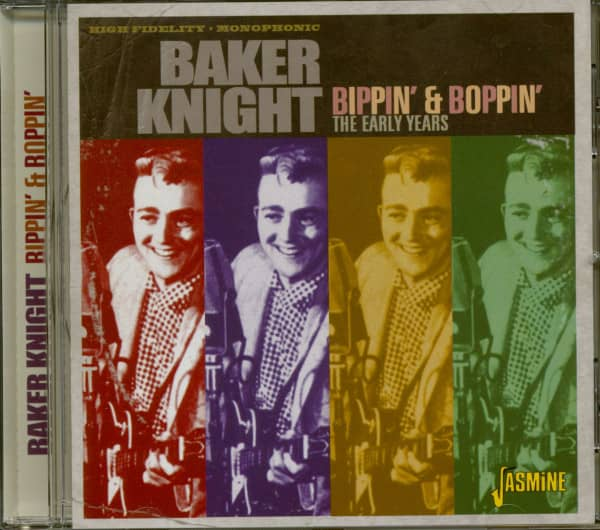 Bippin' & Boppin' – The Early Years (CD)