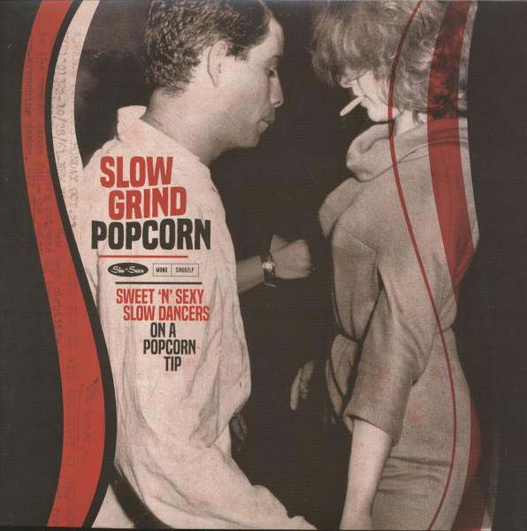 Slow Grind Popcorn (LP)