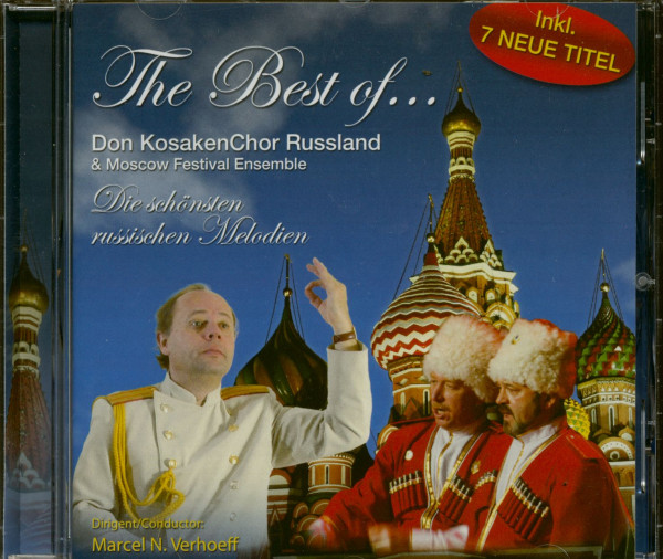 The Best Of Don KosakenChor Russland (CD)