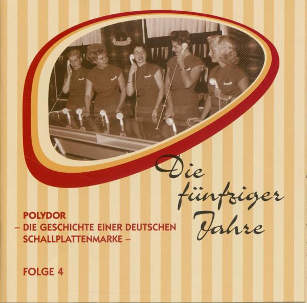 Die 50er Jahre - Polydor, Die Geschichte einer deutschen Schallplattenmarke