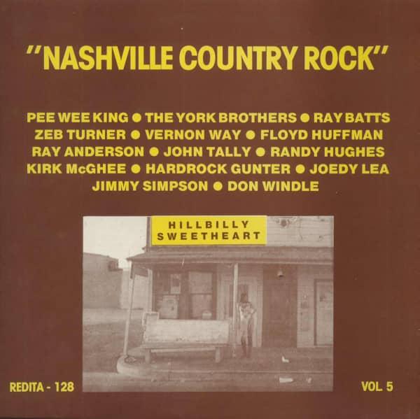 Nashville Country Rock, Vol.5 (LP)
