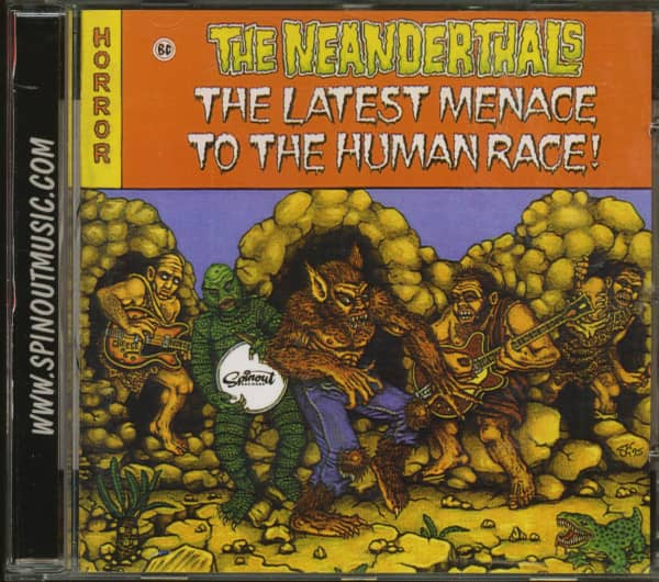 The Latest Menace To The Human Race (CD)