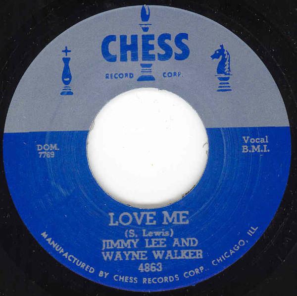 Love Me - All Right 7inch, 45rpm