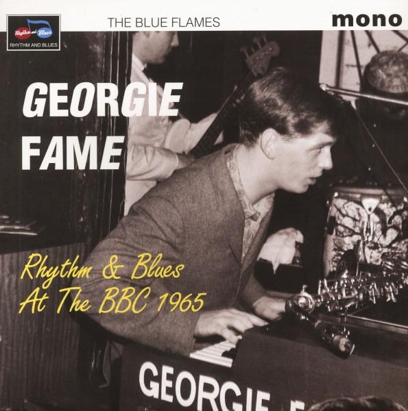Rhythm & Blues At The BBC 1965 (LP)