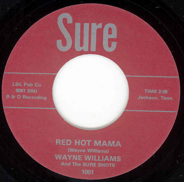 Red Hot Mama - Tell Me What To Do