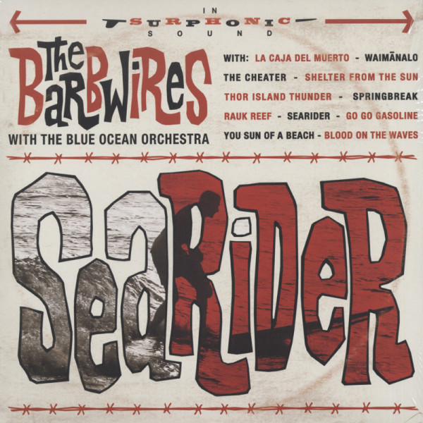Searider - HQ Vinyl (With The Blue Ocean Orchestra)