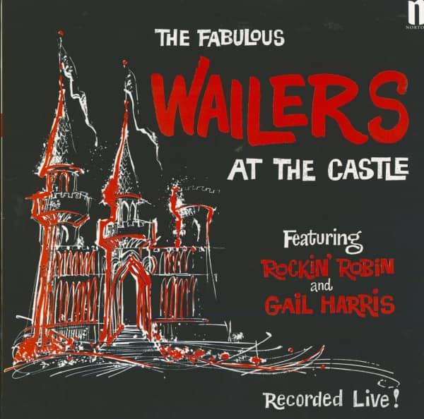 The Fabulous Wailers At The Castle (LP)