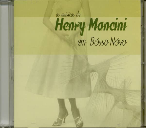 A Musicas De Henry Mancini Em Bossa Nova (CD)