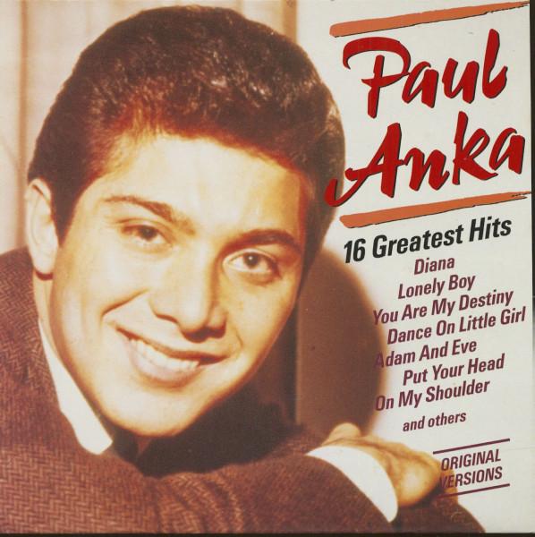 16 Greatest Hits (LP)